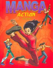 Manga ; action - Couverture - Format classique