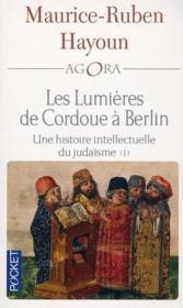 Les lumières de Cordoue à Berlin - Couverture - Format classique