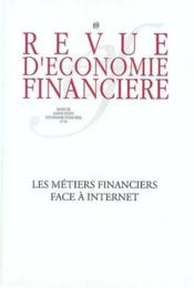 Vente  Les métiers financiers face à internet  - Collectif