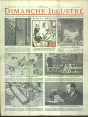 Dimanche Illustre N°287 du 26/08/1928 - Couverture - Format classique