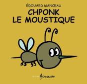 Chponk le moustique - Couverture - Format classique