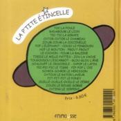 Chponk le moustique - 4ème de couverture - Format classique