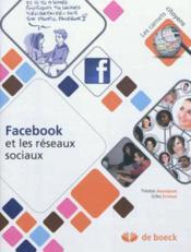 Facebook et les reseaux sociaux - Couverture - Format classique