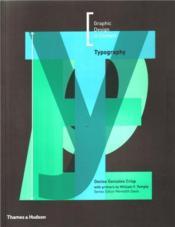 Typography /Anglais - Couverture - Format classique