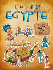 Vente livre :  Egypte ; autocollants documentaires  - Collectif