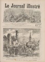 Journal Illustre (Le) N°7 du 15/02/1874 - Couverture - Format classique