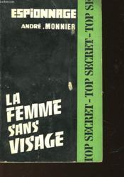 La Femme Sans Visage - Couverture - Format classique