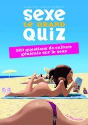 Vente  Sexe ; le grand quiz  - Marc Lemonier
