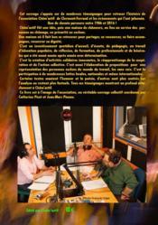 Chôm'actif ; 30 ans de résistance et d'innovation sociale ; une maison de citoyens solidaires à Clermont-Ferrand - 4ème de couverture - Format classique