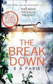 Vente livre :  The breakdown  - B A Paris - B. A. Paris