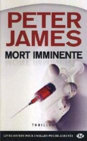 Vente  Mort imminente  - Peter James