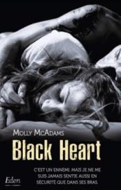 Vente livre :  Black heart  - Mcadams Molly