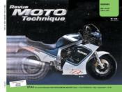 Rmt 66 Suzuki Gsx R 1100 - Couverture - Format classique