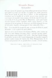Sylvandire - 4ème de couverture - Format classique