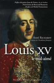 Louis XV, le mal-aimé - Intérieur - Format classique