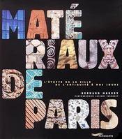 Materiaux De Paris - Intérieur - Format classique