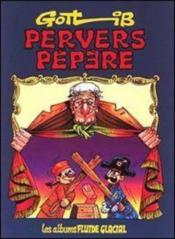 Pervers pepere - Couverture - Format classique
