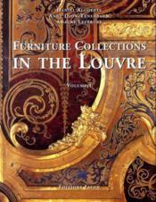 Le mobilier du musée du Louvre ; coffret t.1 et t.2 - Couverture - Format classique