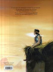 Solas t.1 ; opikayana - 4ème de couverture - Format classique