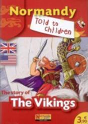 Tes Ancetres Les Vikings (Anglais) - Couverture - Format classique