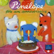Penelope fete son anniversaire - Couverture - Format classique