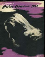 Almanach Paris Cinema - Couverture - Format classique