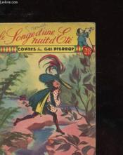 Contes Di Gai Pierrot 28 - Le Songe D'Une Nuit D'Ete - Couverture - Format classique