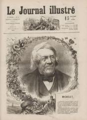 Journal Illustre (Le) N°8 du 22/02/1874 - Couverture - Format classique