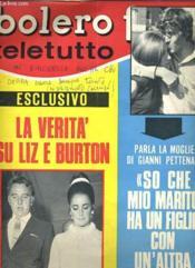 Bolero Film Teletutto - N°1068 - Couverture - Format classique