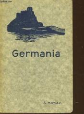 Germina - Der Deutche Und Feine Heimat - Couverture - Format classique