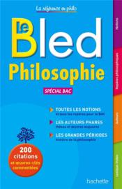 BLED ; philosophie  - Collectif