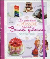 Vente livre :  Le girl's book de la patisserie  - Collectif