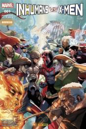 Vente livre :  Inhumans VS X-Men N.1  - Soule-C+Lemire-J - Charles Soule - Inhumans Vs X-Men