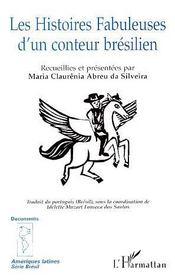 Les histoires fabuleuses d'un conteur brésilien - Intérieur - Format classique