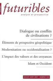 Dialogue ou conflits de civilisations ? - Couverture - Format classique