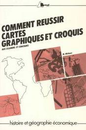 Comment reussir cartes topographiques et croquis - Intérieur - Format classique