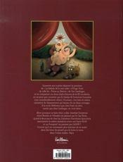 Titine au bistrot t.1 - 4ème de couverture - Format classique