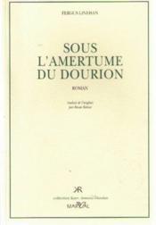 Sous l amertume du dourion - Couverture - Format classique