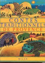 Les contes de Provence - Couverture - Format classique