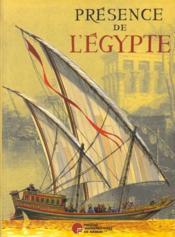 Présence de l'Egypte - Couverture - Format classique