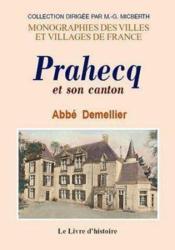 Prahecq Et Ses Environs - Couverture - Format classique