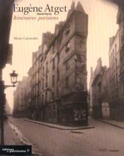 Vente  Eugene atget, itineraires parisiens  - Musee Carnavalet - Collectif