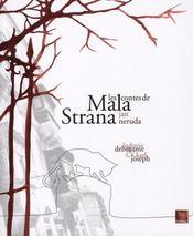 LES CONTES DE MALA STRANA - Jan Neruda. Dessins de Ludovic Debeurme et photographies de Karl Joseph - Intérieur - Format classique