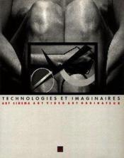 Technologies Et Imaginaires (Francais) - Couverture - Format classique