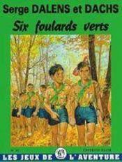 Six foulards verts - Intérieur - Format classique