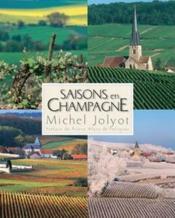 Saisons en Champagne - Couverture - Format classique