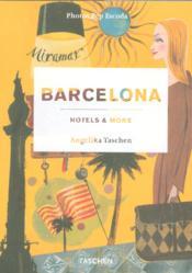 Barcelona Hotels & More - Couverture - Format classique