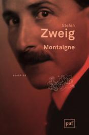 Montaigne (6e édition) - Couverture - Format classique