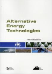 Alternative energy technologies - Couverture - Format classique
