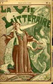 L'Odeur Du Buis. La Vie Litteraire. - Couverture - Format classique